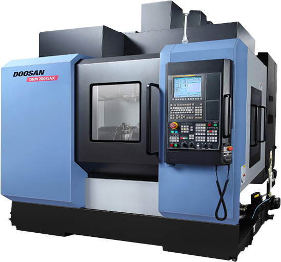 Doosan CNC milling & turning machine