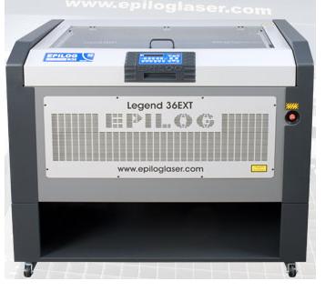 Epilog Legend 36EXT laser cutting & engraving machine