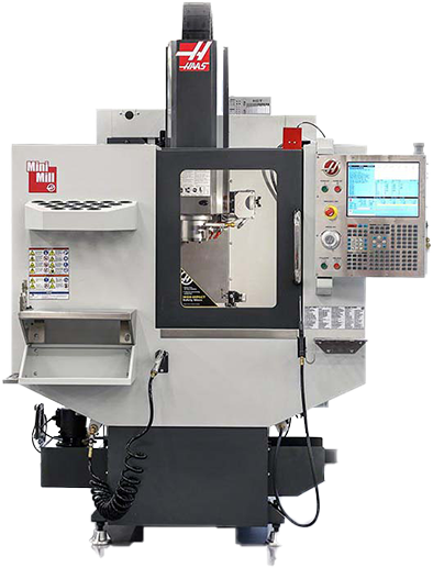 Haas CNC milling & turning machine