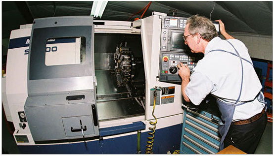 CNC milling and turning Silicon Valley CA