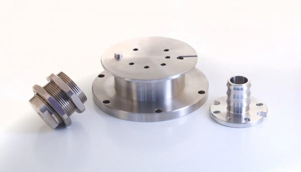 CNC turned stainless steel parts San Carlos California