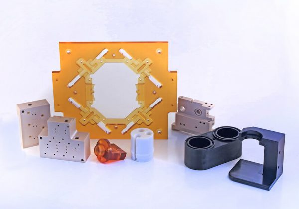 CNC machining projects milling & turning